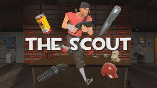 TF2 Review : The Scout