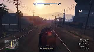 GTA V online  grinding out heist