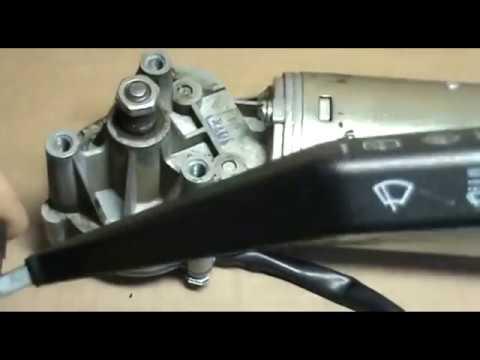 Как проверить моторчик дворников ваз 2109
