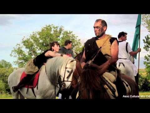 Video XIV Encuentro con Mío Cid 2012