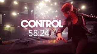 Control Speedrun in 58:24 IGT