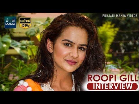 Roopi Gill   Laiye Je Yaariyan, Ashke   Exclusive Interview   Diamond Ft. Gurnam Bhullar