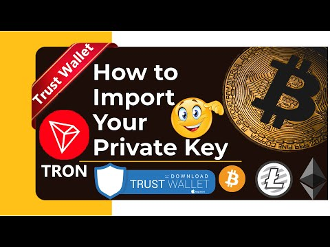 how-to-import-a-wallet-via-private-key-on-trust-wallet-|-btc-private-key