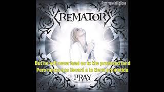 Crematory - Pray (Inglés - Español)