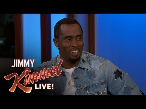 Sean 'Diddy' Combs on Aging, Hustling, Hip-Hop & Stevie Wonder