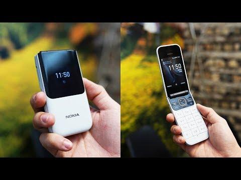 HP Nokia Lipet yang bisa WA, FB, Youtube, Google Maps...