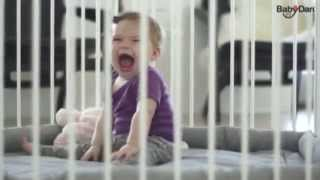 Babydan Playpen And Room Divider - How To Use Video | Nursery Furniture Store