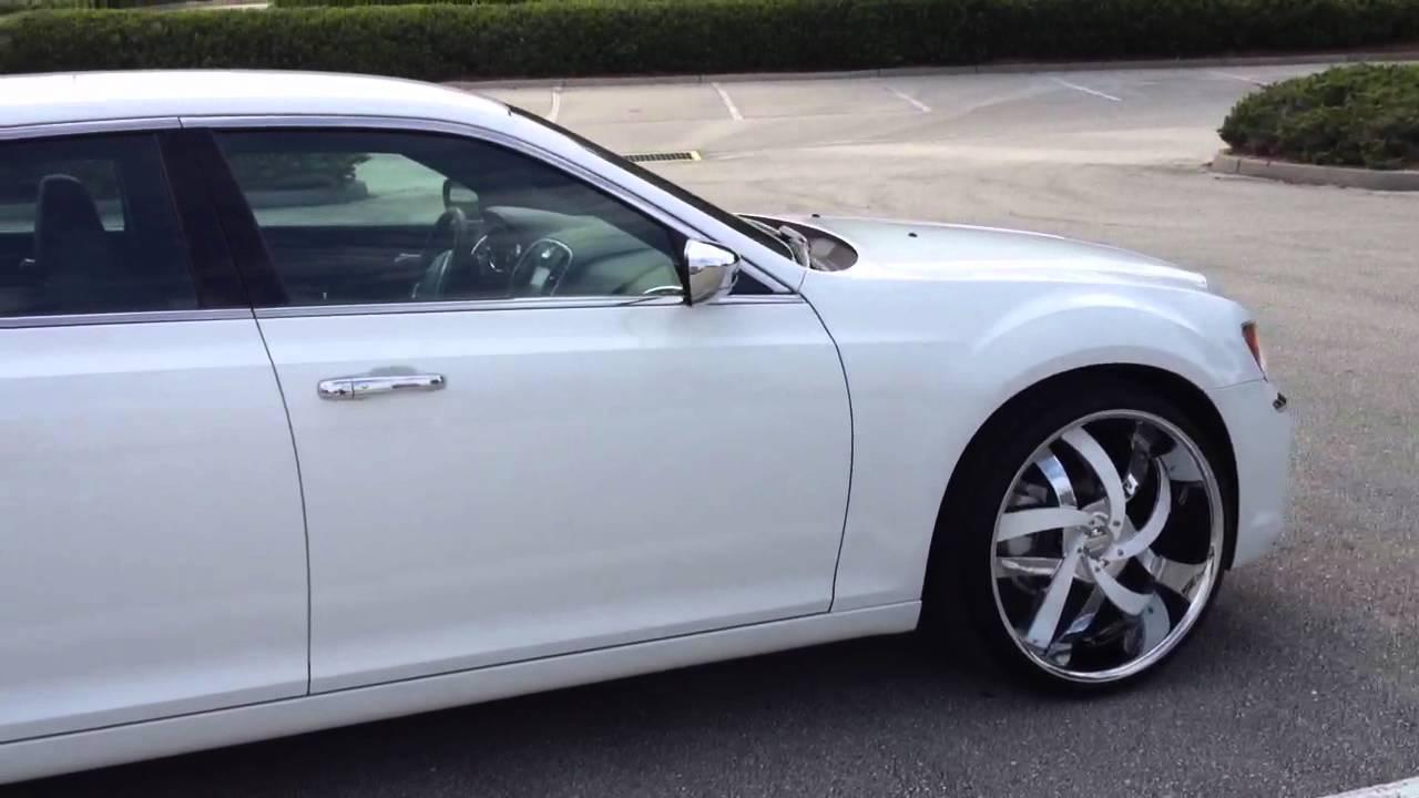 2012 Chrysler 300 On 24s Youtube