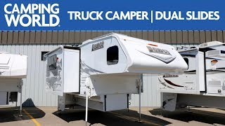 2020 Lance 1062 | Truck Camper - RV Review: Camping World