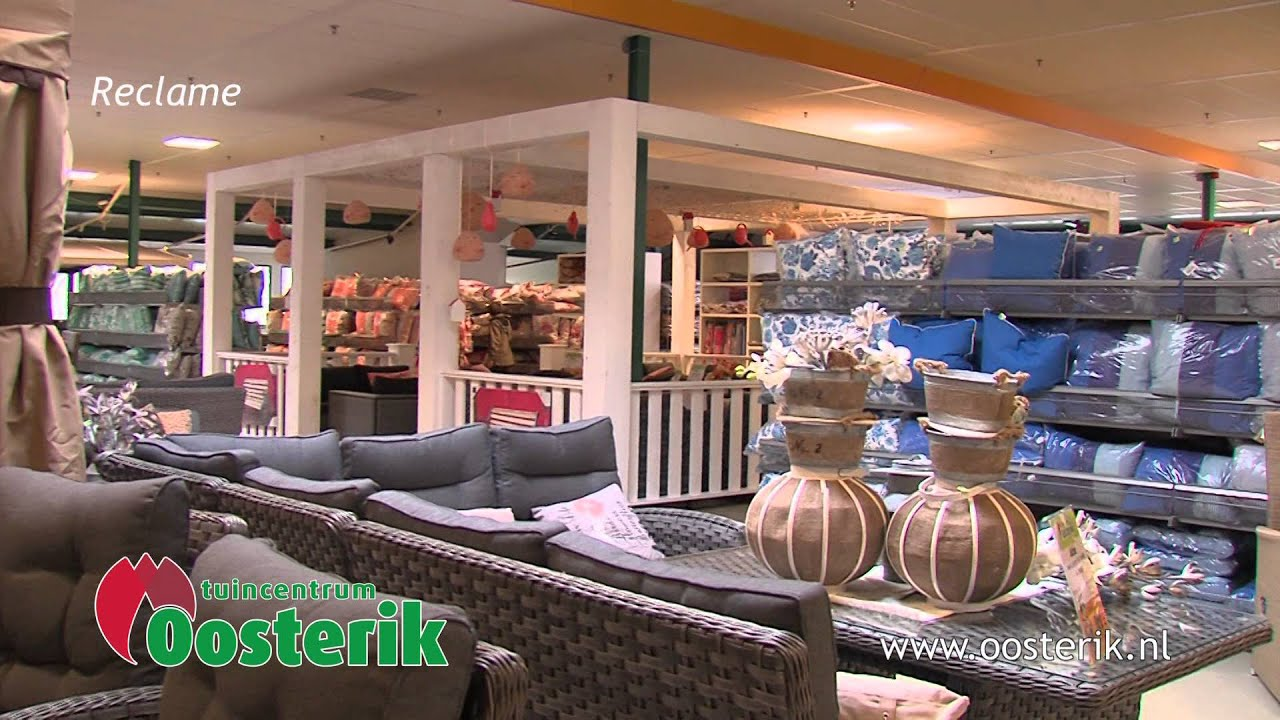 tuincentrum oosterik voorjaars commercial youtube. Black Bedroom Furniture Sets. Home Design Ideas