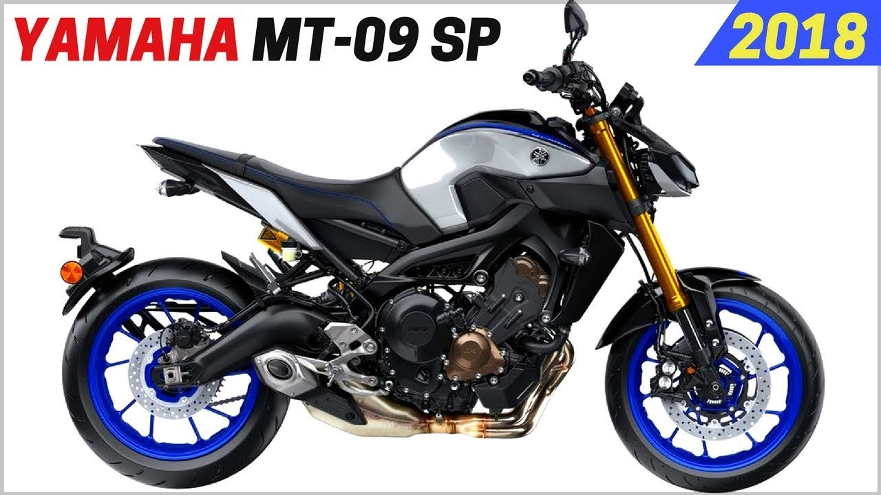 New 2018 yamaha mt 09 sp more performance over youtube for Yamaha 9 9 price