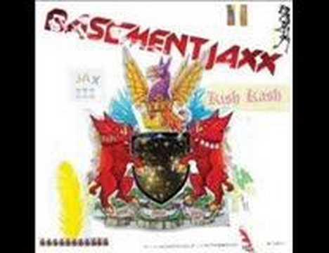 Basement Jaxx - Hot 'n Cold