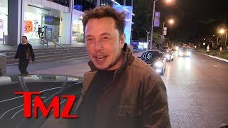 Elon Musk Scoffs at Tump Getting Nobel Prize | TMZ