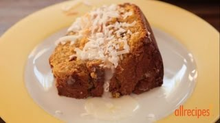 Sweet Potato Recipes - How to Make Sweet Potato and Coconut Bread