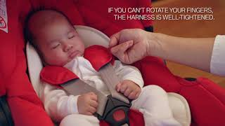 BMW Safety 360 ° : How to use a child car seat