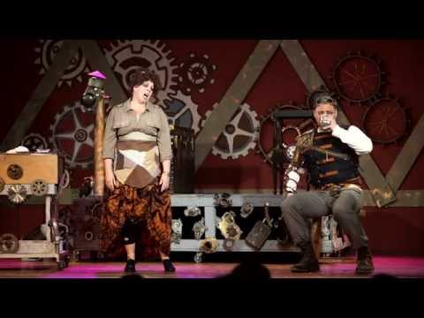 Sweeney Todd Musical  Steam Punk