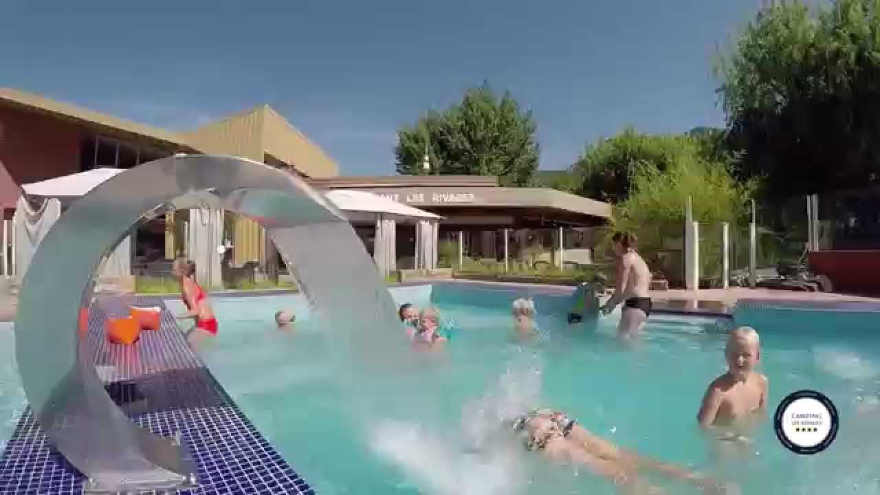 camping les rivages millau aveyron drone youtube. Black Bedroom Furniture Sets. Home Design Ideas
