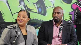 Community Corner Ep 5 - Seattle NAACP's President Sadiqa Sakin and Treasurer Edward Newbins