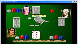 Hoyle Classic Games: Poker Game 2