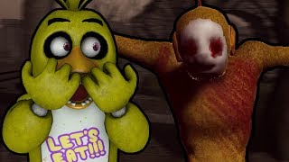 CHICA PLAYS: Slendytubbies 3 (Part 3) || BEING STALKED BY A MUTATED LAA-LAA!!!