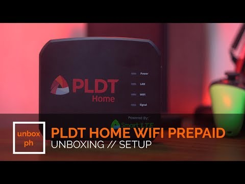 PLDT Home Prepaid WiFi