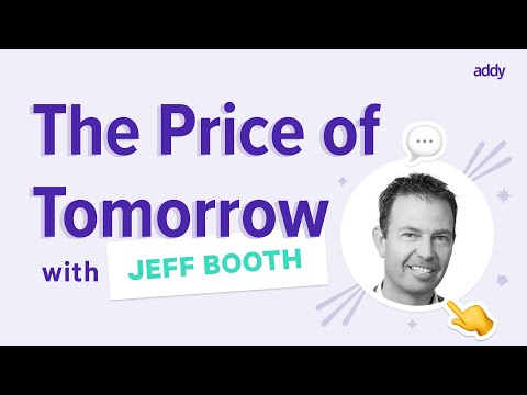 The Price Of Tomorrow (w/ Jeff Booth)