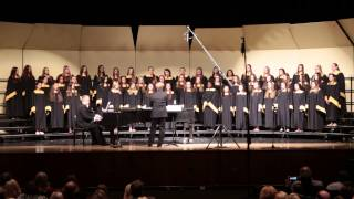OH SHENANDOAH [arr. John Purifoy] - MK Treble Choir 2015