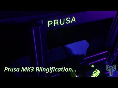 Blingifying the Prusa
