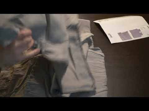 Unboxing IKEA ANGSLILJA Duvet Cover And Pillowcase