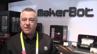 CES 2015: MakerBot President On The Future Of 3D Printing