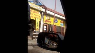 Мой город Н: Незаконный шлагбаум на рынке