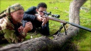 Hunting deer in New Zealand # 113