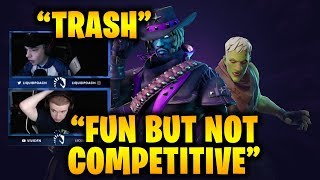 POACH and VIVID react to Fortnitemares 2018 Update Patch 6.20