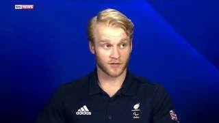 Jonnie Peacock Talks Lucky Charms And Gold Medals
