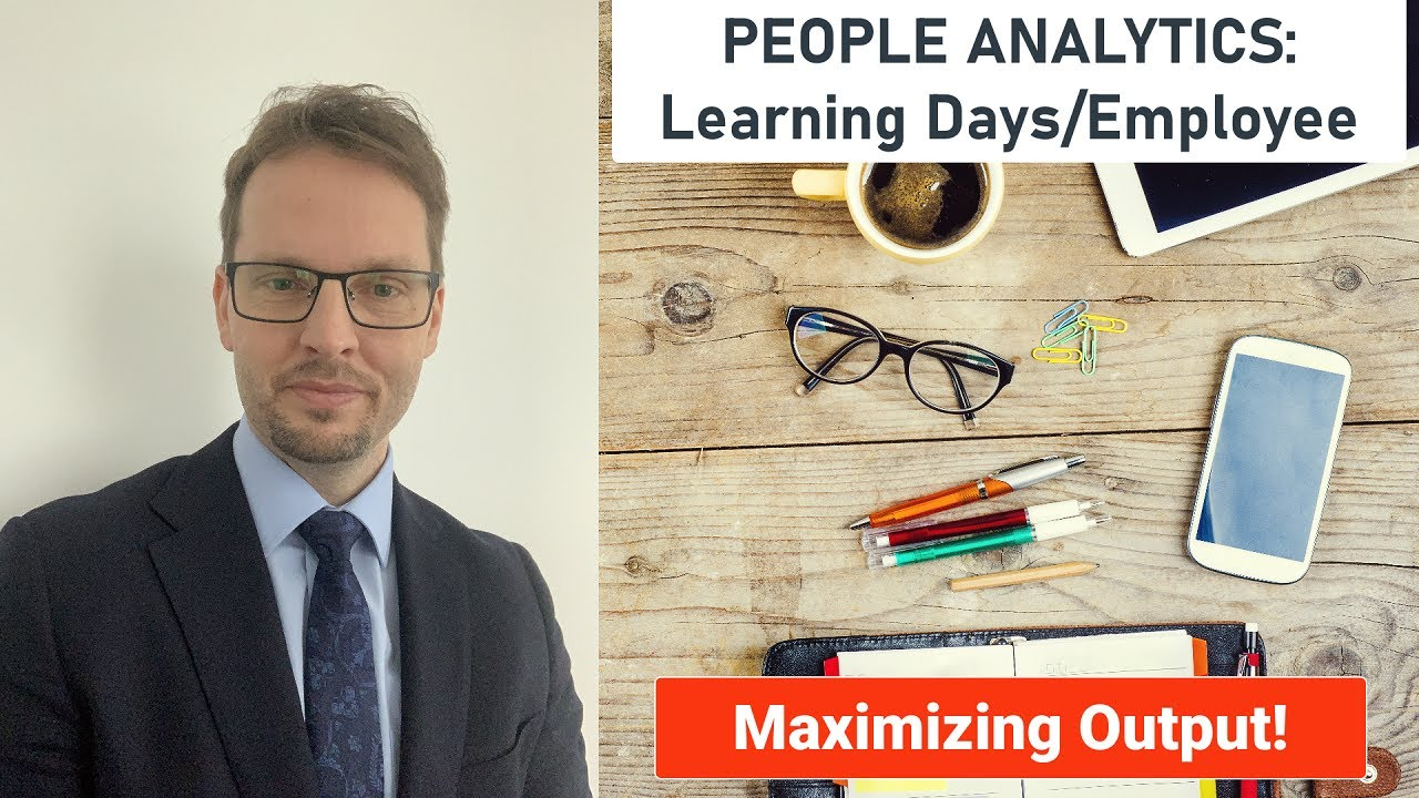 PEOPLE ANALYTICS: Learning Days Per Employee
