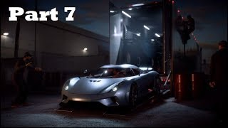 Need for Speed Payback Walkthrough Part 7 | Stealing a Koenisegg Regera