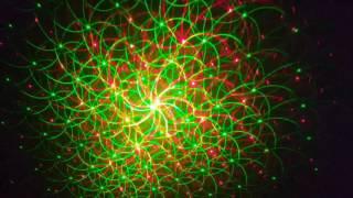 Лазерная цветомузыка GST-119