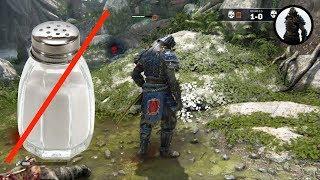 Deflecting Warlord 39 s headbutt followup And karma vs SALT Orochi Brawls Ep 31 For Honor