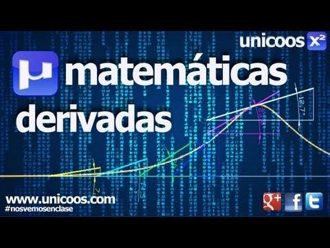 Derivada de una funcion BACHILLERATO Regla de la Cadena matematicas