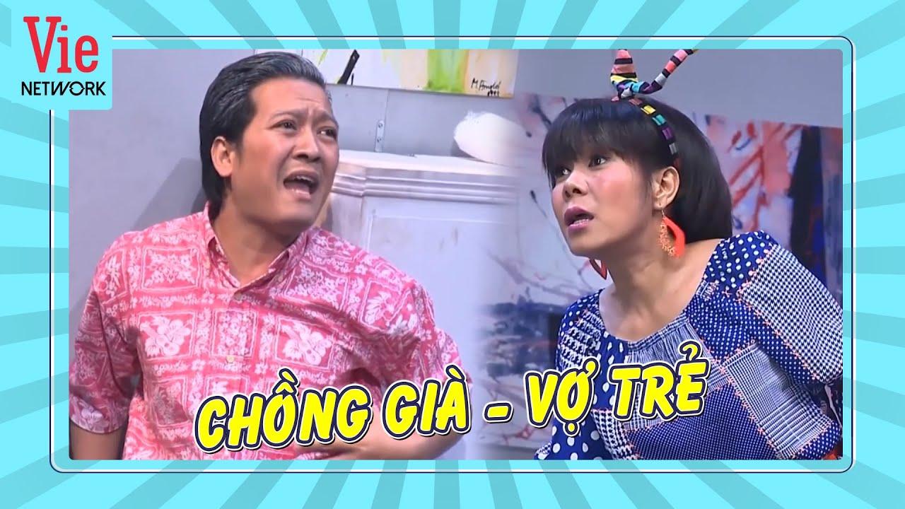 Chồng Già Vợ Trẻ – Trường Giang, Việt Hương | Truong Giang Best Collection