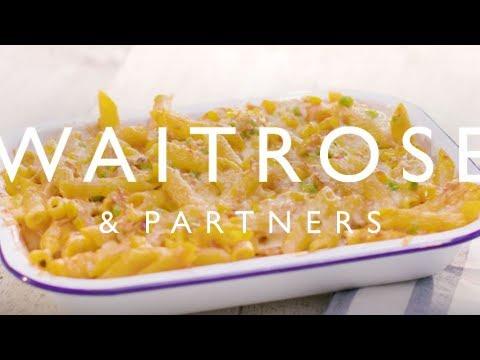 Fast Tuna Pasta Bake | Waitrose