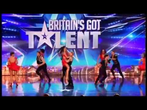 BRITAIN'S GOT TALENT 2014 AUDITIONS   KINGS AND QUEENS
