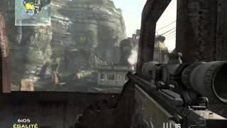 KoS B4dK1dZ - MW3 Game Clip