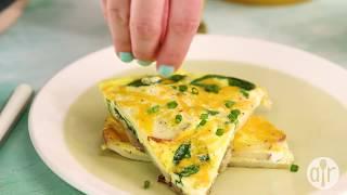 How to Make Spinach and Potato Frittata | Breakfast & Brunch Recipes | Allrecipes.com