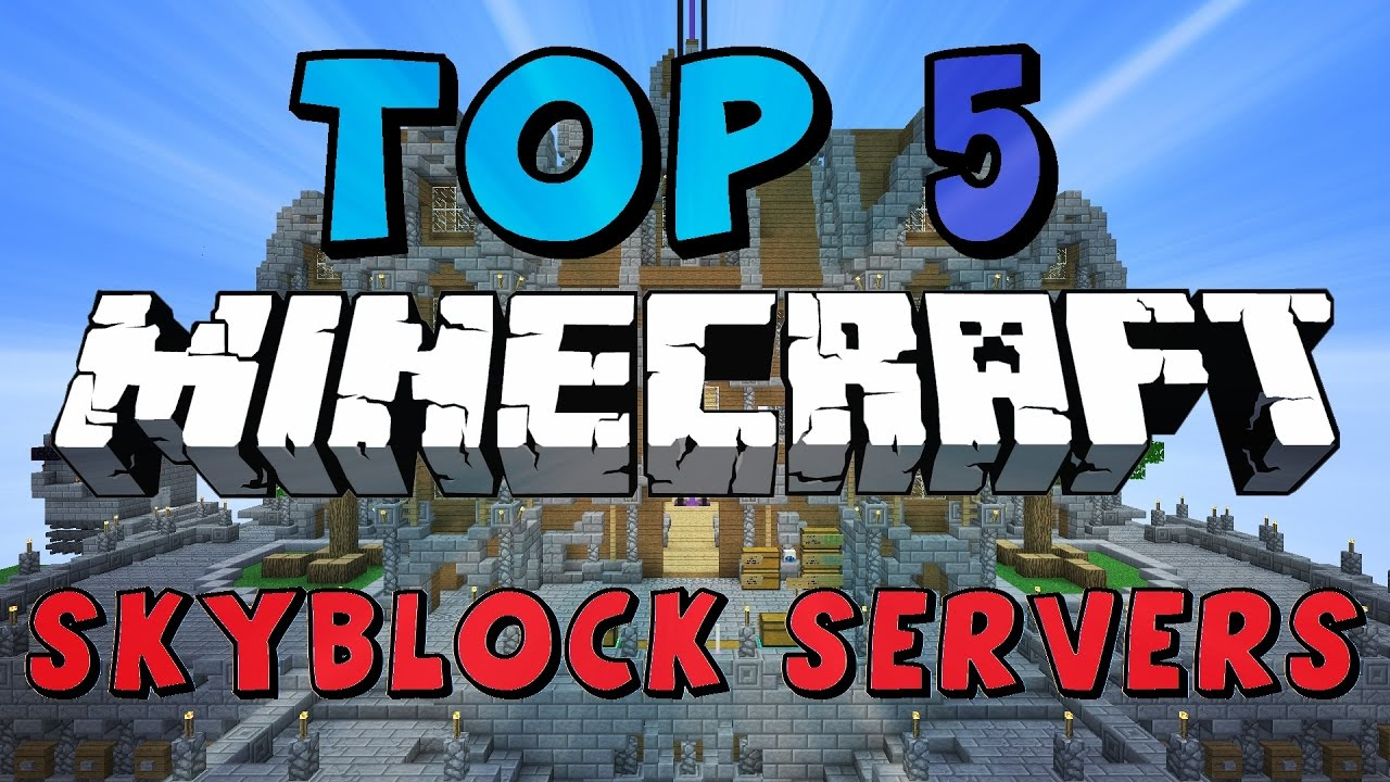 New Op Skyblock Minecraft Server Reset Free Top Rank
