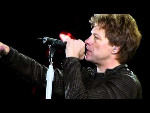Bon Jovi,Something to believe in,Murrayfield,Edinburgh,22/06/11
