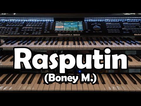 Rasputin (Boney M.) played live on Böhm Sempra SE60