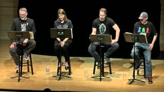 Special Report - Star Wars Readers' Theater at the Library of Congress