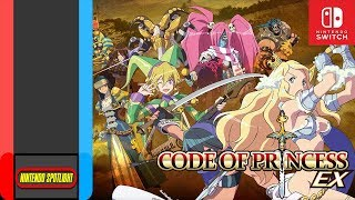 Pocket Edition: Code of Princess EX For Nintendo Switch REVIEW