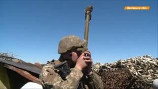 Пьяные боевики вызвали бойцов АТО на  дуэль